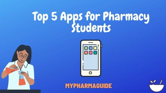 Top 5 Free Apps For Pharmacy Students